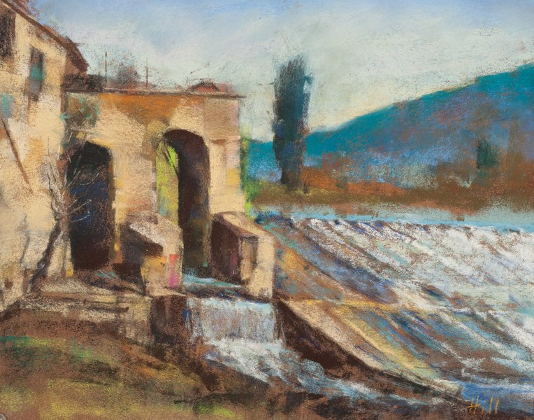 Molino on the Arno River