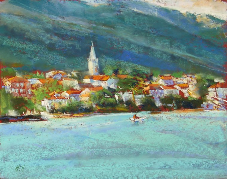 Orebic Village, Croatia