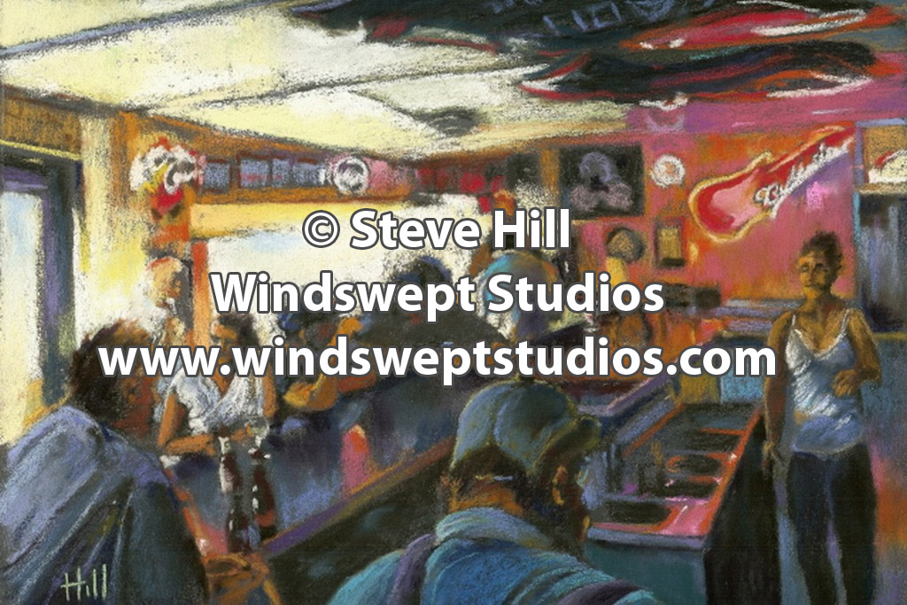 Portland Oregon Gallery News Update - Steven Hill - Fine